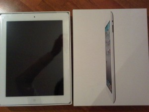 iPad2 ship info version7-5