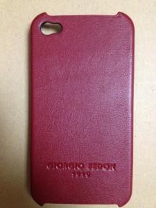 Giorgio Fedon iPhone 4S ケース